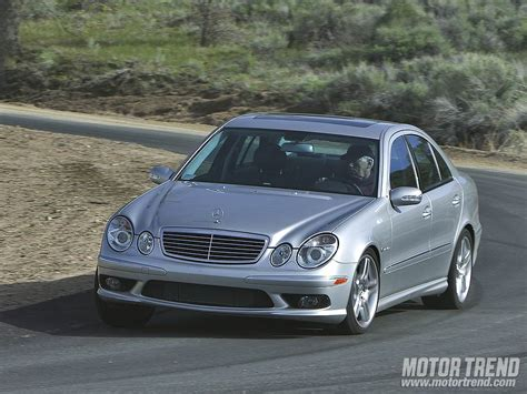 2003 mercedes e55 amg 2003 mercedes e55 amg front right view photo 7