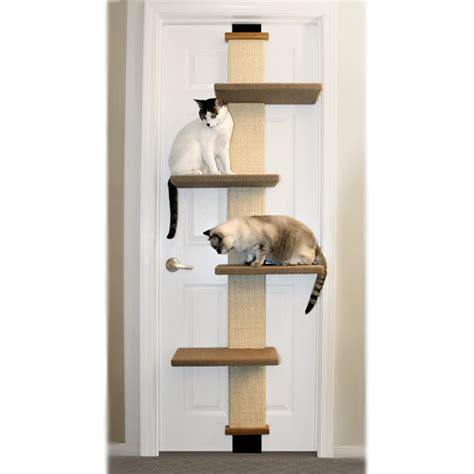 How To Stop Cat From Scratching Door by 3826 Cat Climber Pioneer Pet
