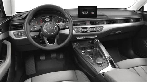audi dashboard a5 audi a5 sportback 2016 dimensions boot space and interior