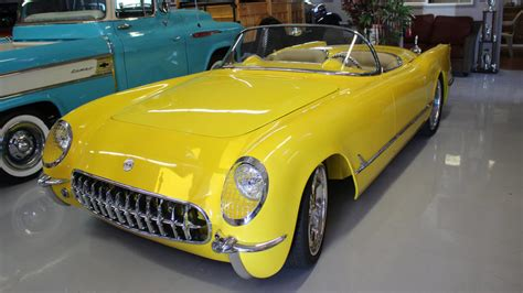 automobile air conditioning service 1954 chevrolet corvette electronic toll collection 1954 chevrolet corvette resto mod s35 anaheim 2016