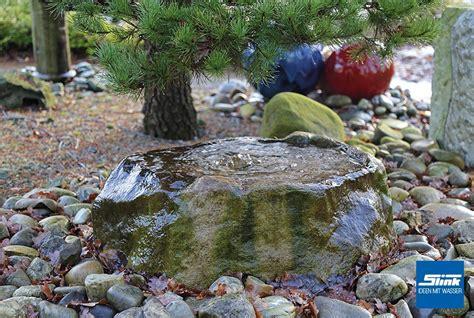 quellstein garten kaufen gartenbrunnen quellstein findling 907 k kaufen