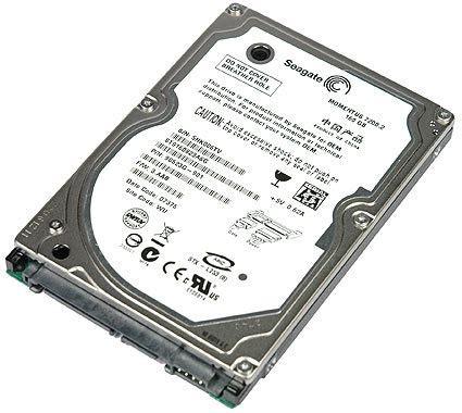 Hdd Ata 160gb storage drives seagate momentus 7200 2 st9160823asg 160gb 7200rpm sata 300 2 5 quot