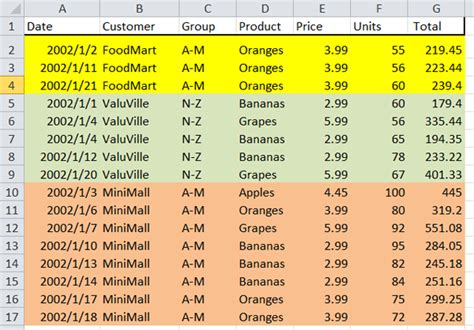 sort excel by color how to sort data by color in excel