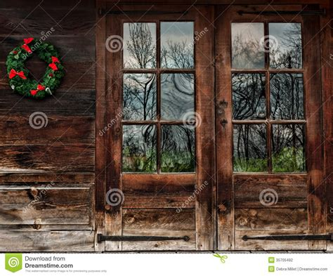 Cyber Monday Home Decor by Rustic Wood Doors Stock Photo Image Of Nature Idyllic