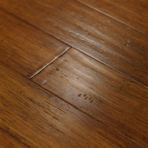 """1/2"""" Hand Scraped Strand Bamboo   Overdale iFLOOR.com"""