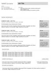 Resume Sample Modern by Functional Resume Template Modern Resume 7 Examples Of