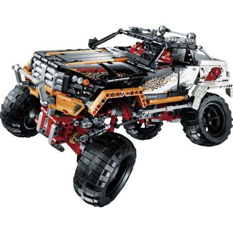 Lego Technic Remote 4x4 Crawler Jeep 9398 Lego 174 Technic 9398 4x4 Crawler From Conrad