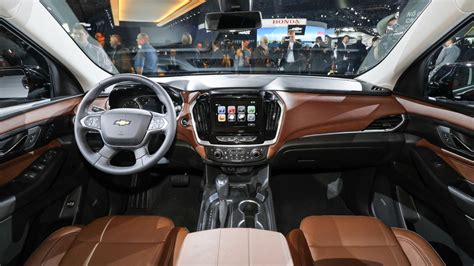 Chevy Traverse Trim Levels   Autos Post
