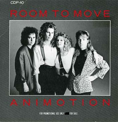 animotion room to move animotion room to move cd single promo reference discography