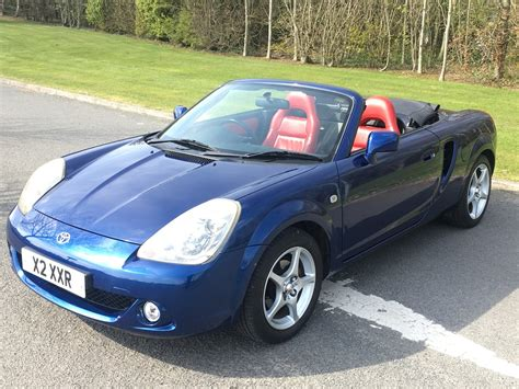 electric and cars manual 2005 toyota mr2 regenerative braking 2005 toyota mr2 roadster with fsh and low mileage for sale car and classic
