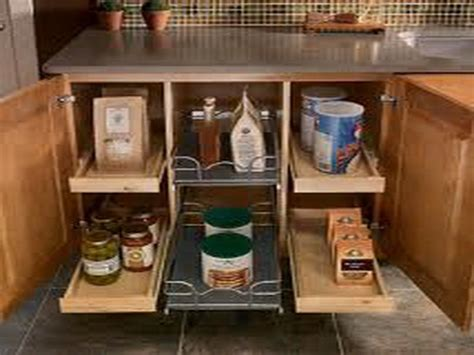 Kitchen Cabinet Storage Solutions Clever Storage Solutions For Kitchen Cupboards Gallery Homes Alternative 58896