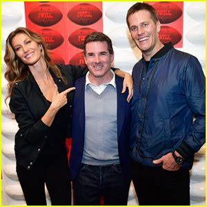 tom brady house boston tom brady gisele bundchen celebrate under armour boston brand house store opening