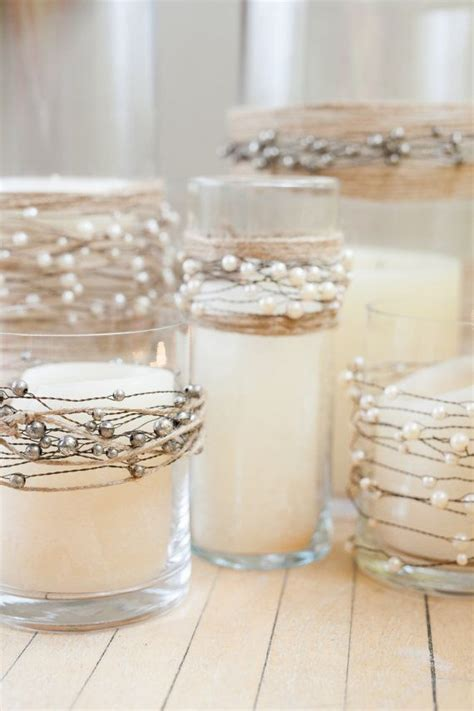 5 ways to incorporate pearls into your wedding decor
