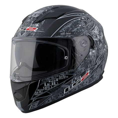 ls2 motocross helmet ls2 stream anti hero full face motorcycle helmet ebay