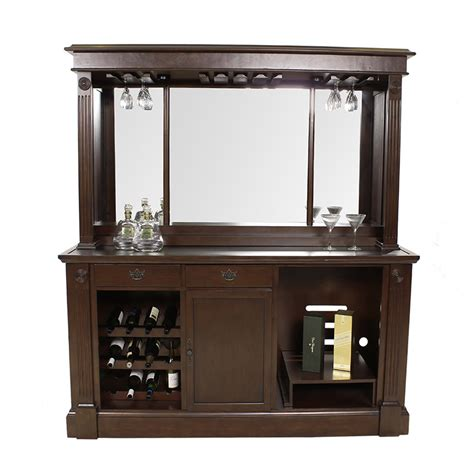 bar hutch montano bar w hutch el dorado furniture
