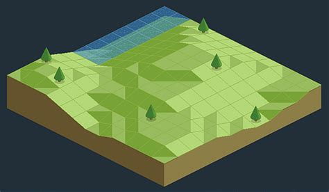 unity tutorial tile map opengl es tile map terrain implementation with differing