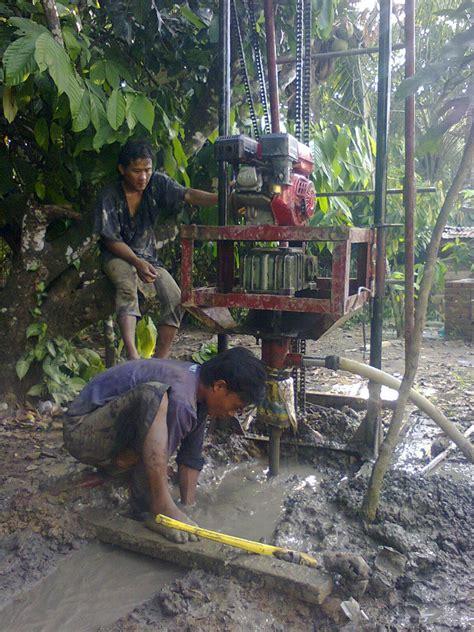 Bor Air Sumur berbagai type mesin bor sumur