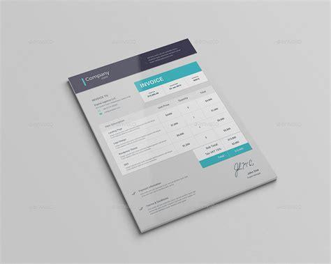 design invoice in coreldraw material invoice by rtralrayhan graphicriver