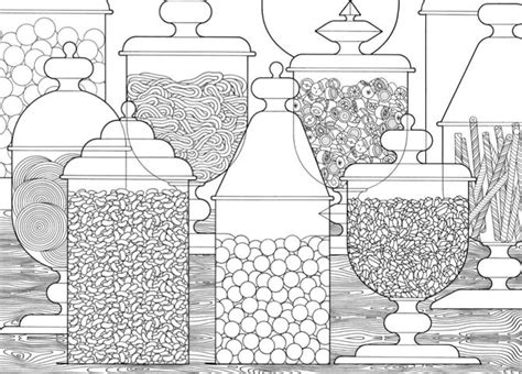 coloring pages for adults food 100 cupcakes 224 colorier http anne margot com art