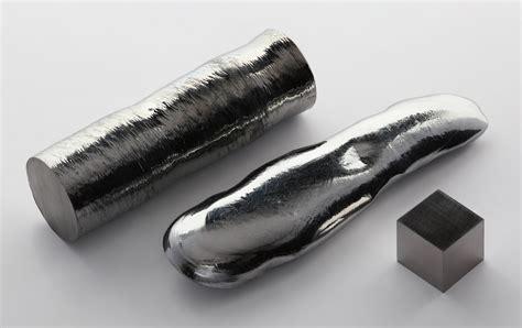 cadmium natural state file rhenium single crystal bar and 1cm3 cube jpg
