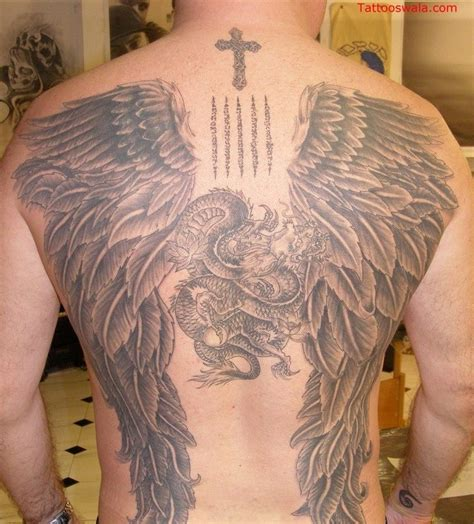 light grey tattoo 25 best ideas about wings back on