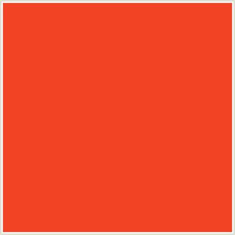 pomegranate color f24324 hex color rgb 242 67 36 pomegranate