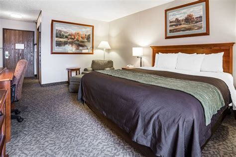 wyoming king bed comfort inn buffalo bill village resort updated 2017