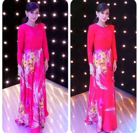 Fazira Dress 3 a new beginning june 2014