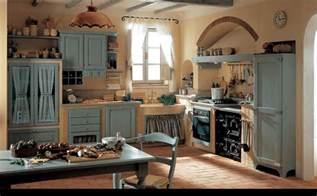 attraente Mensole Cucina Country #2: CUCINA-SHABBY-AZZURRA-RUSTICA.png?quality=82