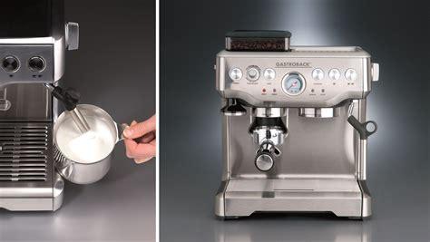 moderne kaffeemaschine kaffeemaschine gastroback m 246 bel design idee f 252 r sie