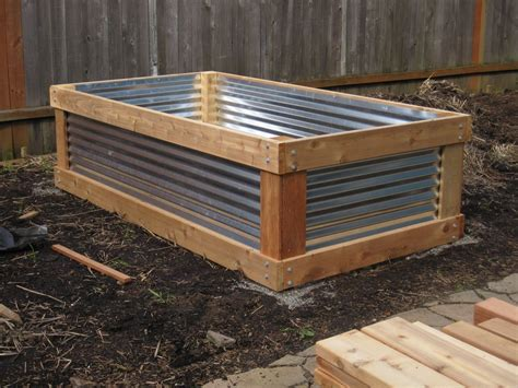 Vegetable Garden Planter Box Plans Raised Vegetable Planter Box Plans Raised Garden Box
