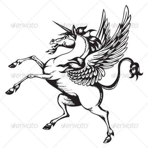 Free Coloring Pages Of Winged Unicorn Winged Unicorn Coloring Pages