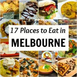 Top Places To Eat In 17 Places To Eat In Melbourne Reader Suggestions
