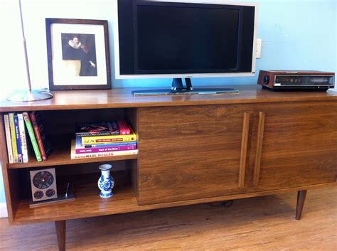 Credenza Tv Console kasse credenza tv stand 66 by stornewyork on etsy