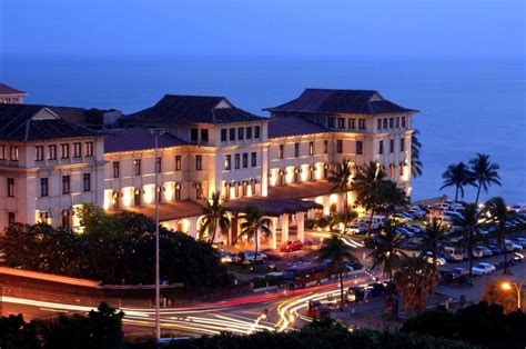 The Galle Face Hotel Colombo Sri Lanka Must See Places