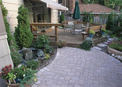 deck vs patio which is right for me axel landscape