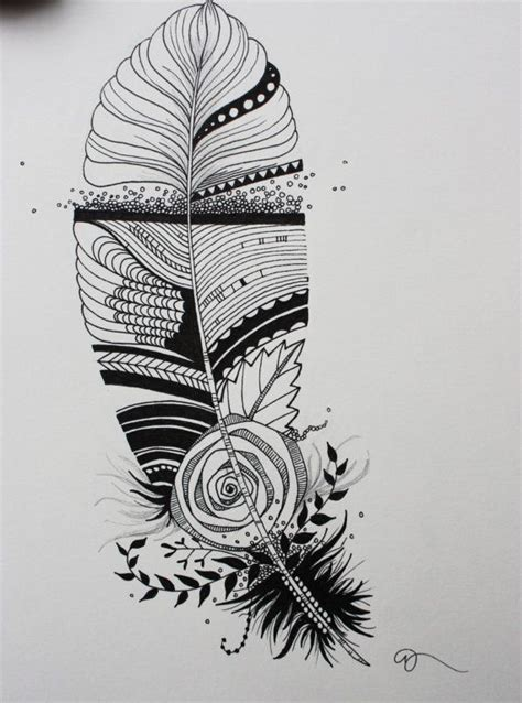 india ink tattoo original india ink drawing or design whimsical