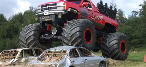 monster truck racing uk awesome monster truck experience monster trucks off road