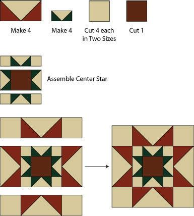 Rising Quilt Block Pattern by Rising Quilt Block Pattern We How To