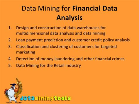 Application Of Data Mining In Finance data mining application and trends in data mining