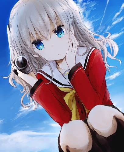 film anime charlotte charlotte anime images charlotte hd wallpaper and