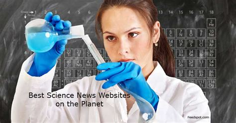 best science news top 25 science news websites on the web