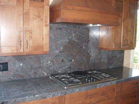 paradiso granite  tiles  counter  diagonal backsplash wpewter accents yelp