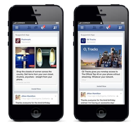 faceb mobile mobile app targeting on gets smarter with os wi