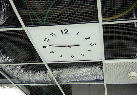 Ceiling Clock by Ceiling Clock Brilliant