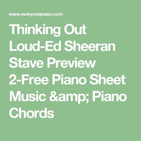 download gratis mp3 ed sheeran thinking out loud best 25 thinking out loud ideas only on pinterest