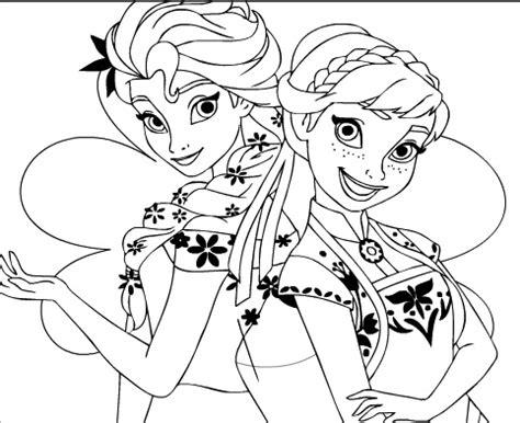 elsa and anna hugging coloring pages elsa coloring pages coloring page for preschool print