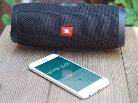 Jbl Charge 3 Original jbl s charge 3 waterproof speakers are big on battery and