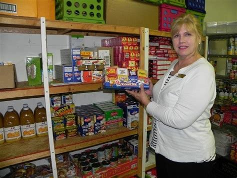 Catholic Social Services Food Pantry by Backpack Program Fills Gap Of Nutrition For Students In