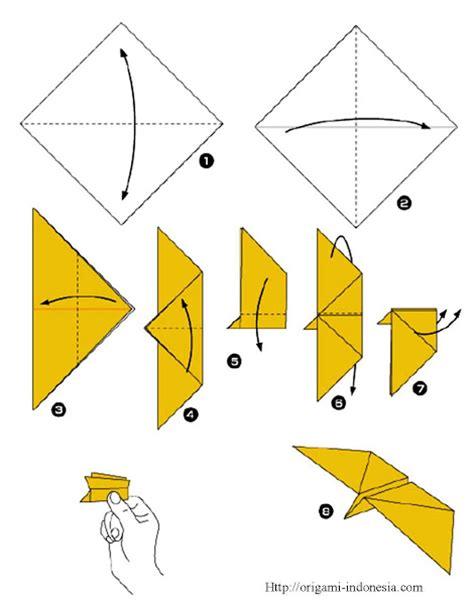 membuat origami yg mudah tutorial membuat origami yang mudah